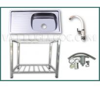 Bộ chậu rửa bát Hwata B4-8546