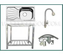 Bộ chậu rửa bát Hwata B7-7540