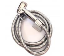 Vòi xịt vệ sinh cao cấp VX03 xi bóng crome