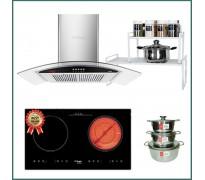 Combo thiết bị bếp Capri CRTN04 4 món