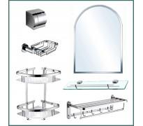 Bộ phụ kiện phòng tắm PKGM01 6 món