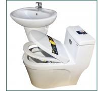 Combo thiết bị vệ sinh GRGM06 3 món