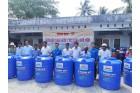 Bồn nhựa giải pháp tối ưu cho vùng nước nhiễm mặn nhiễm phèn