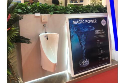 Công nghệ Magic Power - Xả Cảm ứng Không cần chạm, tự tạo nguồn điện, siêu nhanh, siêu thông minh