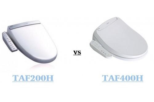 Nắp bàn cầu điện tử thông minh Caesar TAF200H và TAF400H có những đặc tính gì ???