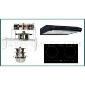 Combo thiết bị bếp Capri CRTN02 4 món
