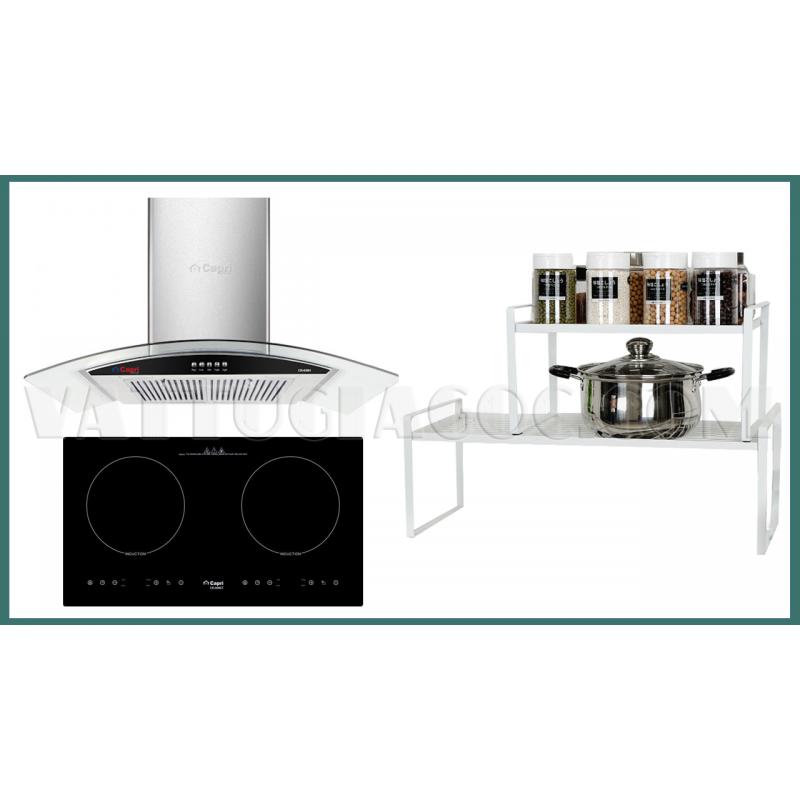 Combo thiết bị bếp Capri CRTN03 3 món