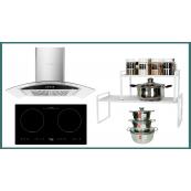 Combo thiết bị bếp Capri CRTN03 4 món