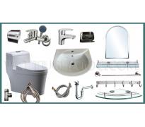 Combo thiết bị vệ sinh GRZC01 14 món