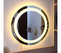 Gương Led tròn đèn vàng Việt Mỹ G2V