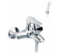 Vòi sen tắm nóng lạnh Inax BFV-1003S tay sen nhựa