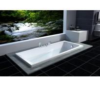 Bồn tắm nằm Việt Mỹ V1775 acrylic không chân yếm