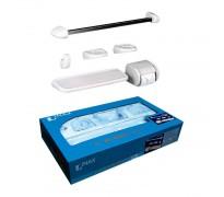 Bộ phụ kiện nhà tắm 6 món Inax H-AC400V6 bằng sứ