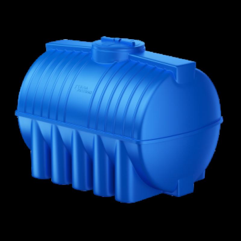Bồn nhựa Tân Á TA 300 EX ngang