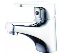 Vòi lavabo nóng lạnh Luxta L1206 tay gật gù
