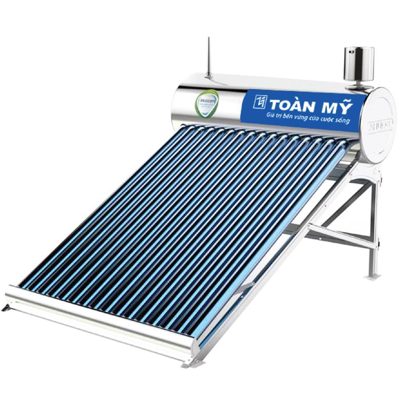 Máy năng lượng mặt trời Toàn Mỹ 300L inox sus316 chịu áp