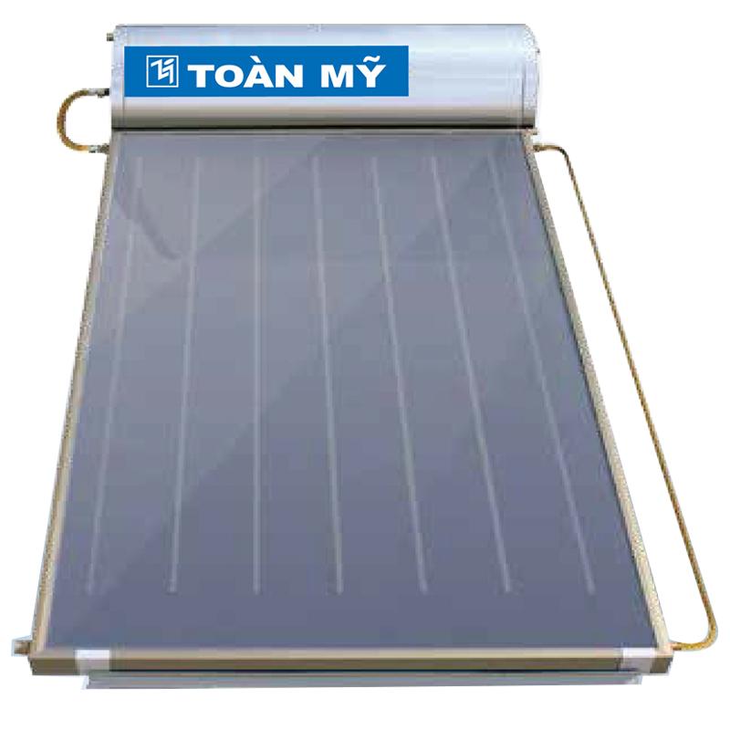 Máy năng lượng mặt trời Toàn Mỹ 150L Tấm phẳng Flat Gold