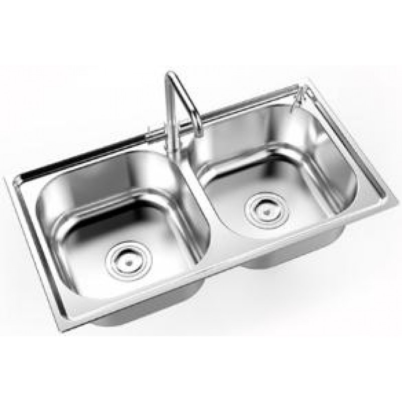 Chậu rửa chén Sơn Hà S76S