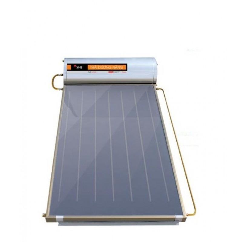 Máy năng lượng mặt trời dạng tấm Sơn Hà 150L