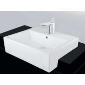 Lavabo bán âm bàn TOTO LT647CR