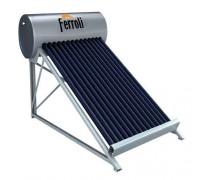 Máy năng lượng mặt trời 160L (12 ống) Ferroli