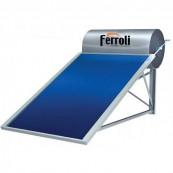 Máy năng lượng mặt trời 320L (3 tấm) Ferroli