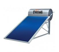 Máy năng lượng mặt trời 120L (1 tấm) Ferroli