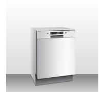 Máy rửa chén âm tủ WQP12-J7309E E5 Malloca