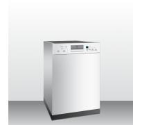 Máy rửa chén âm tủ WQP12-J7309I Malloca