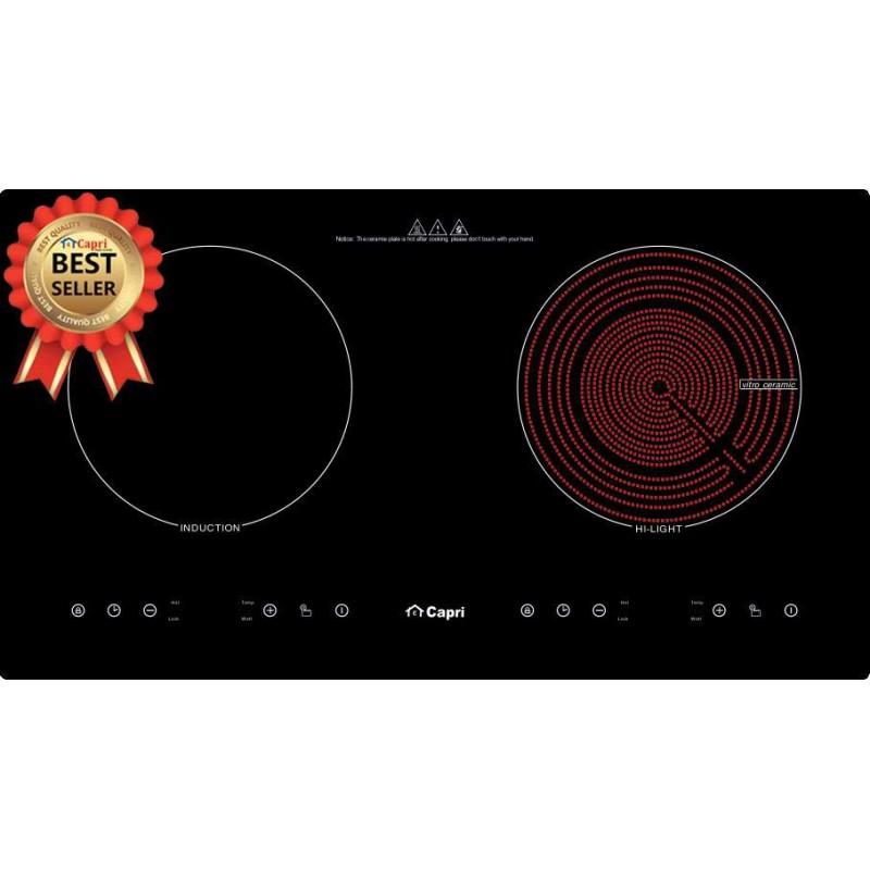 Bếp từ - hồng ngoại CR-800HI