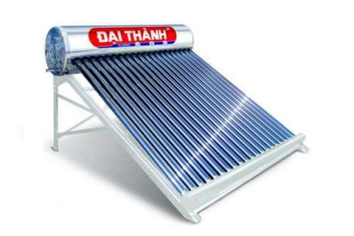 Máy nước nóng năng lượng mặt trời cấu tạo như thế nào ?