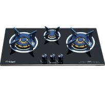 Bếp ga âm Capri CR-309KT black ngắt ga tự động