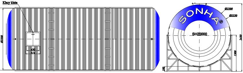 bon-nuoc-inox-son-ha-20.000-lit-ngang-d2200-thong-so-ky-thuat-2-vattugiagoc.com