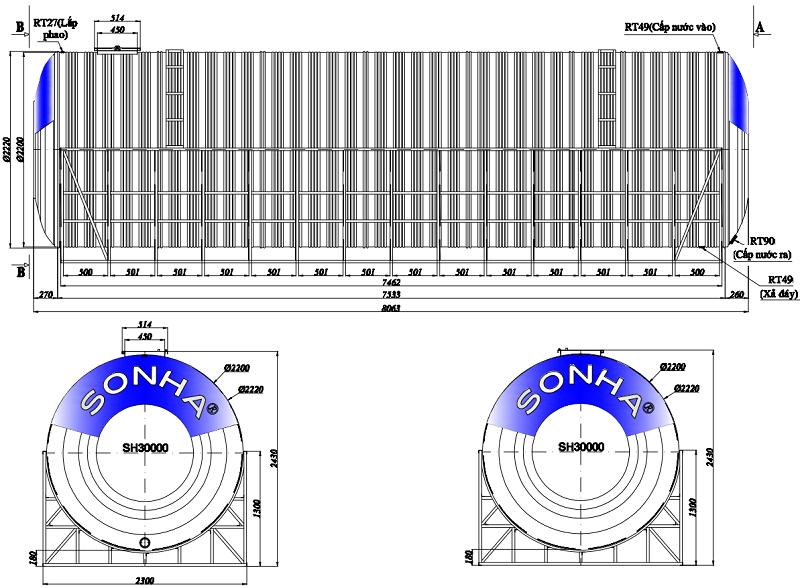 bon-nuoc-inox-son-ha-30.000-lit-ngang-d2200-thong-so-ky-thuat-1-vattugiagoc.com