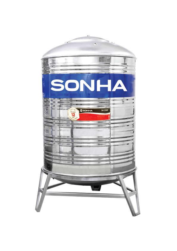 bồn nước sơn hà 1500L